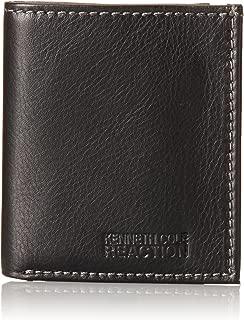 Men's Leather Slim Square Passcase Wallet