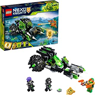 LEGO NEXO KNIGHTS Twinfector 72002 Building Kit (191 Piece)