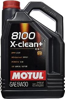 5 Liter Motul X clean+ C3 SAE 5W30