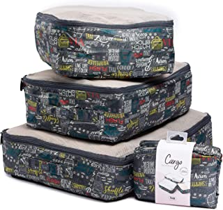 Lug Cargo 3pc Packing Set