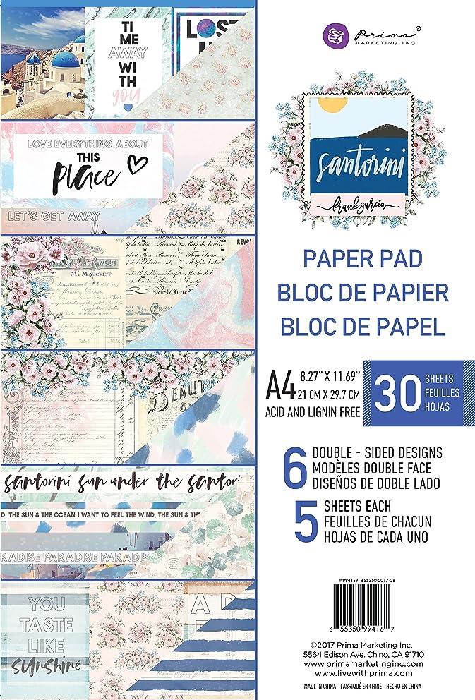 Prima Marketing 655350994167 994167 Paper Crafts, Multi-Color