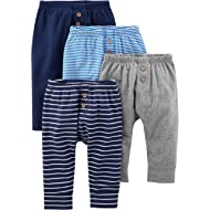 Baby Boys' 4-Pack Pant