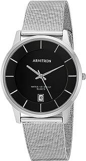 Armitron Men's Date Function Mesh Bracelet Watch