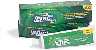 Best epic xylitol toothpaste Reviews