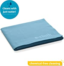 E-Cloth Glass & Polishing Microfiber Cleaning Cloth, Alaskan Blue