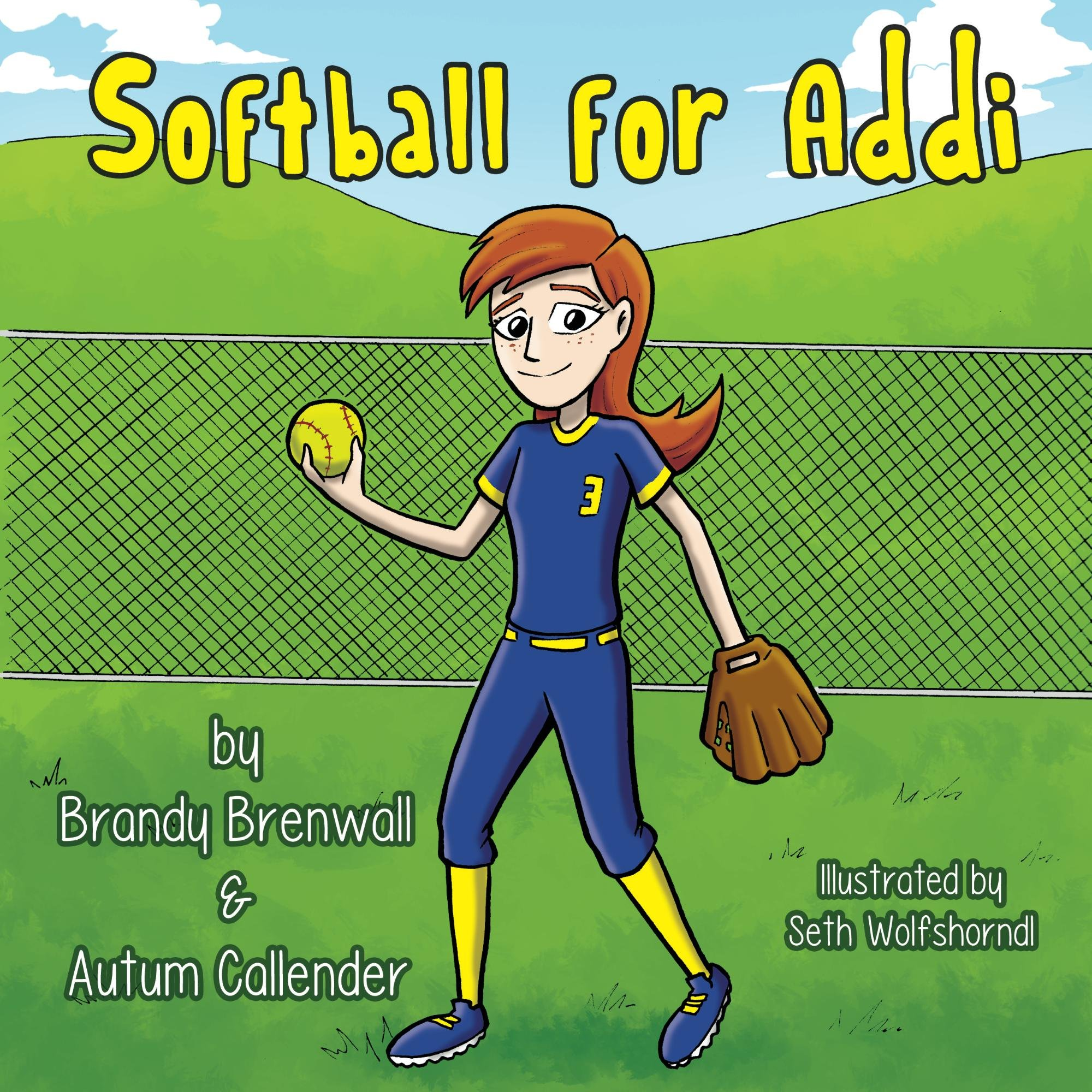 Image OfSoftball For Addi (English Edition)