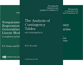 Chapman & Hall/CRC Monographs on Statistics and Applied Probability (50 Book Series)