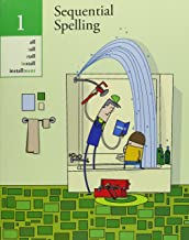 Sequential Spelling 1 Student WorkDon McCabe (2011-05-04)