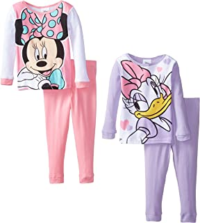 dbed2fa27 Amazon.com  Minnie Mouse - Sleepwear   Robes   Clothing  Clothing ...