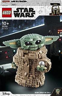 LEGO75318StarWars:TheMandalorianTheChildBabyYodaFigureGiftIdea