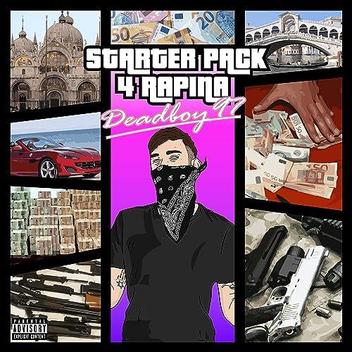 Starter Pack 4 Rapina [Explicit] de Deadboy97 en Amazon Music ...