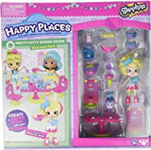 Shopkins Happy Places Season 3 Welcome Pack - Pretty Kitty Dining Room