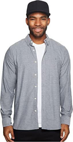 Volcom - Oxford Stretch Long Sleeve