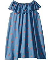 Stella McCartney Kids - Cherry Chambray Dress Early (Toddler/Little Kids/Big Kids)