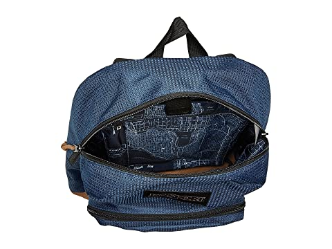 JanSport Right Pack DE Navy Stitch Dobby Ebay For Sale The Best Store To Get yoCs1mNK8m