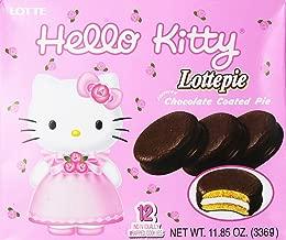 Lotte Hello Kitty Chocolate Pie (12 Pieces)