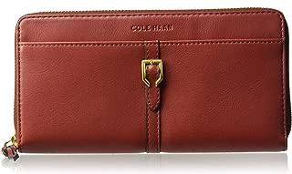 Cole Haan Kayden Continental Zip Around Leather Wallet