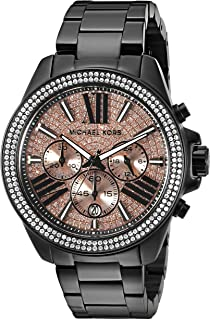 Michael Kors Casual Watch Analog Display Japanese Quartz For Women Mk5879