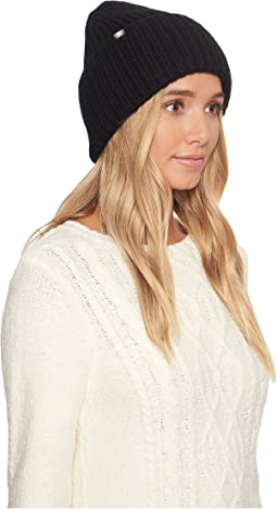 Cardi Stitch Oversized Cuff Hat