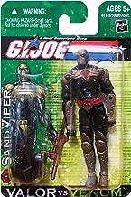 G.I. Joe Valor vs. Venom: Sand Viper (Cobra Desert Infiltrators) 3-3/4 Inch Action Figure