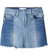 Jenny Two-Toned Denim Skirt in Hollywood (Toddler/Little Kids)