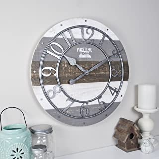 Best galvanized metal clock Reviews