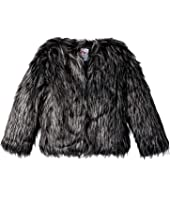 Appaman Kids - Faux Fur Fully Lined Coat (Toddler/Little Kids/Big Kids)