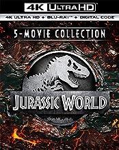 Jurassic World: 5-Movie Collection [USA] [Blu-ray]