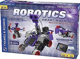 Thames & Kosmos Robotics: Smart Machines Rovers and Vehicles