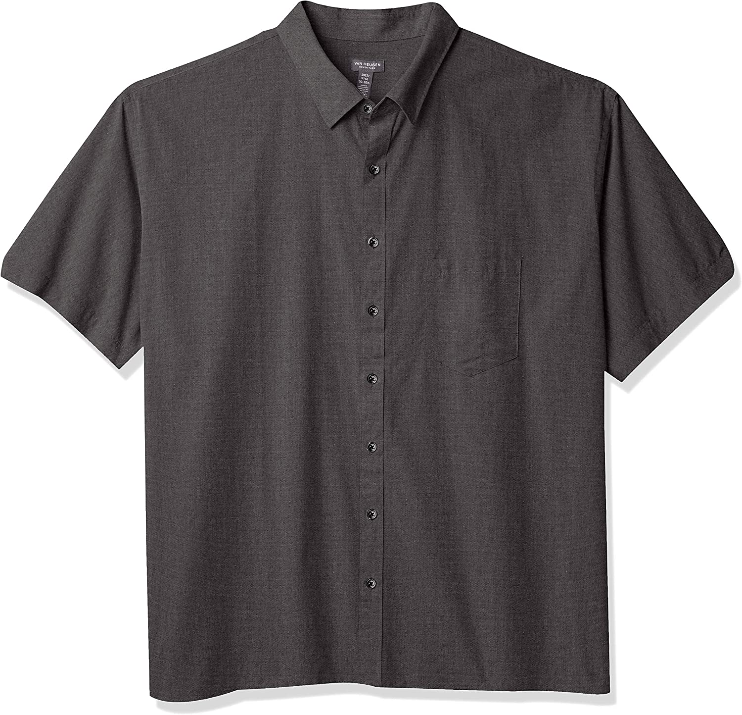 National products Van Heusen Men's Big Tall Never Short safety Tuck and Sleeve