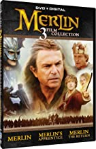 The Merlin 3-Film Collection