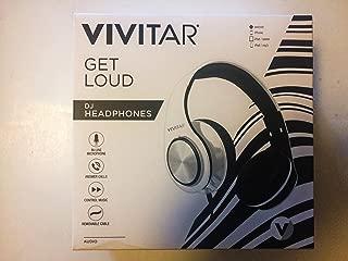 Vivitar Get Loud DJ Headphones