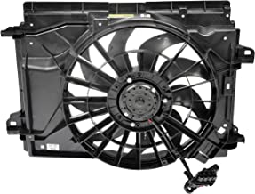 Dorman 621-102 Engine Cooling Fan Assembly for Select Cadillac/Chevrolet Models, Black