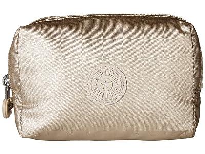 Kipling Elin (Cloud Grey Metallic) Handbags