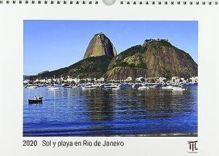 Sol y playa en Rio de Janeiro 2020 - Edición Blanca - Timokr