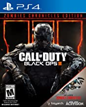 Call of Duty Black Ops III Zombie Chronicles - PlayStation 4