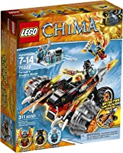 Best lego chima fire and ice book Reviews