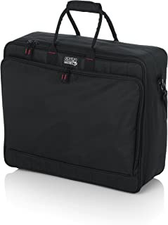 Gator Cases Padded Nylon Mixer/Gear Carry Bag with Removable Strap; 21