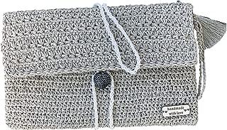 handmade crochet organic bags