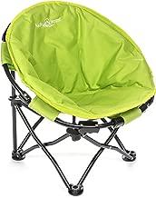 Lucky Bums Moon Camp Indoor Outdoor Comfort Lightweight Durable Chair