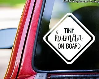 Minglewood Trading Tiny Human on Board 6