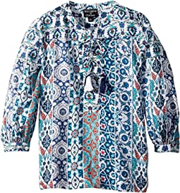 Tolani Elizabeth Tunic Dress (Toddler/Little Kids)