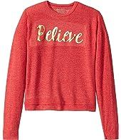 Believe Super Soft Haaci Pullover (Big Kids)