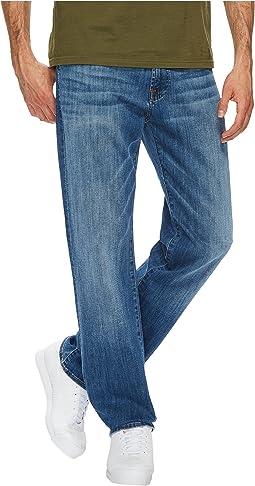 7 For All Mankind - Standard Straight Leg in Aurora