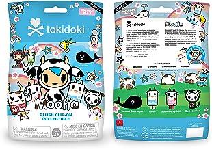 tokidoki Aurora AW15677 Moofia Clip-On Collectible Series 1 Plush Single Blind Bag, 5