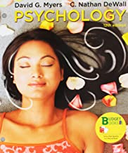 Loose-leaf Version for Psychology & LaunchPad for Psychology (Six-Month Access)