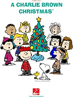 A Charlie Brown Christmas(TM) Songbook: Piano Solo