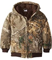 Carhartt Kids - Camo Active Jac (Little Kids/Big Kids)