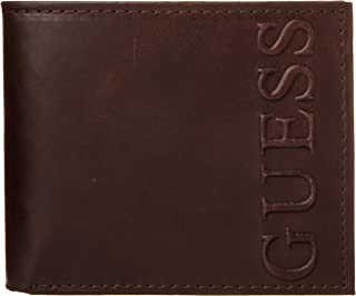 Guess Men's Fresno Passcase Wallet