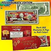 Best two dollar bill lucky Reviews